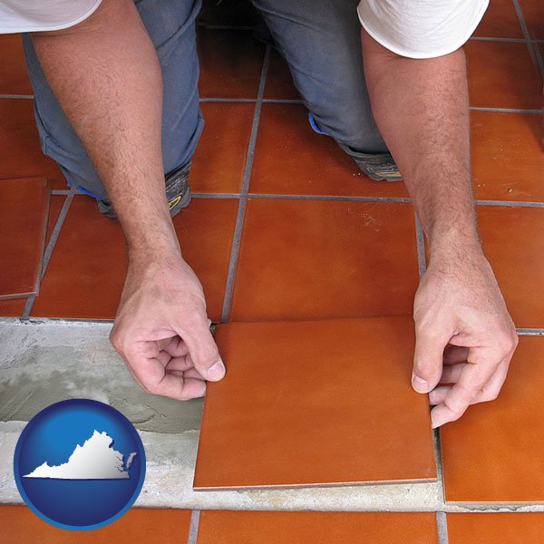 Ceramic Tile Contractors In Virginia